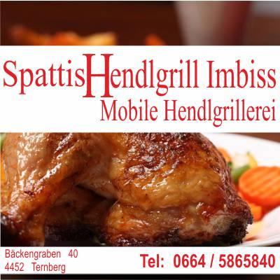 Spattis Hendlgrill