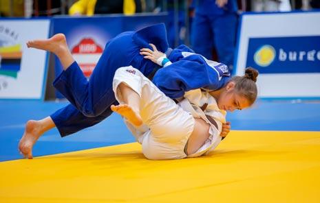 Cadet European Judo Cup Teplice 2021