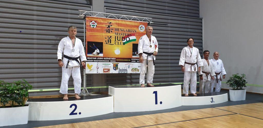 XXII. International Open Masters Judo Hungarian Championship